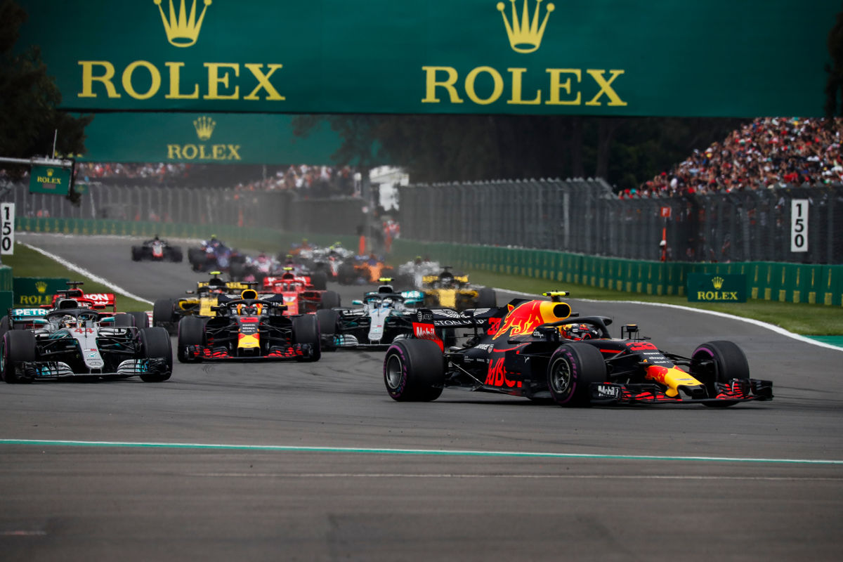 Mexican Formula 1 Grand Prix 2019 ENTRY TICKETS - General Admission, Grandstand, and Hospitality