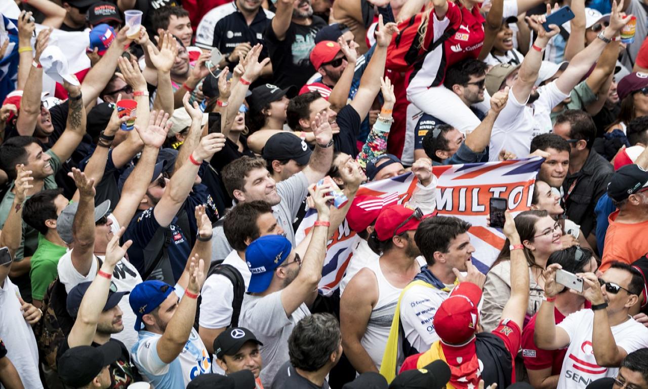 Grand prix de Formule 1 du Brésil 2019 Billets d'entrée - Enceinte générale, tribunes et hospitalité