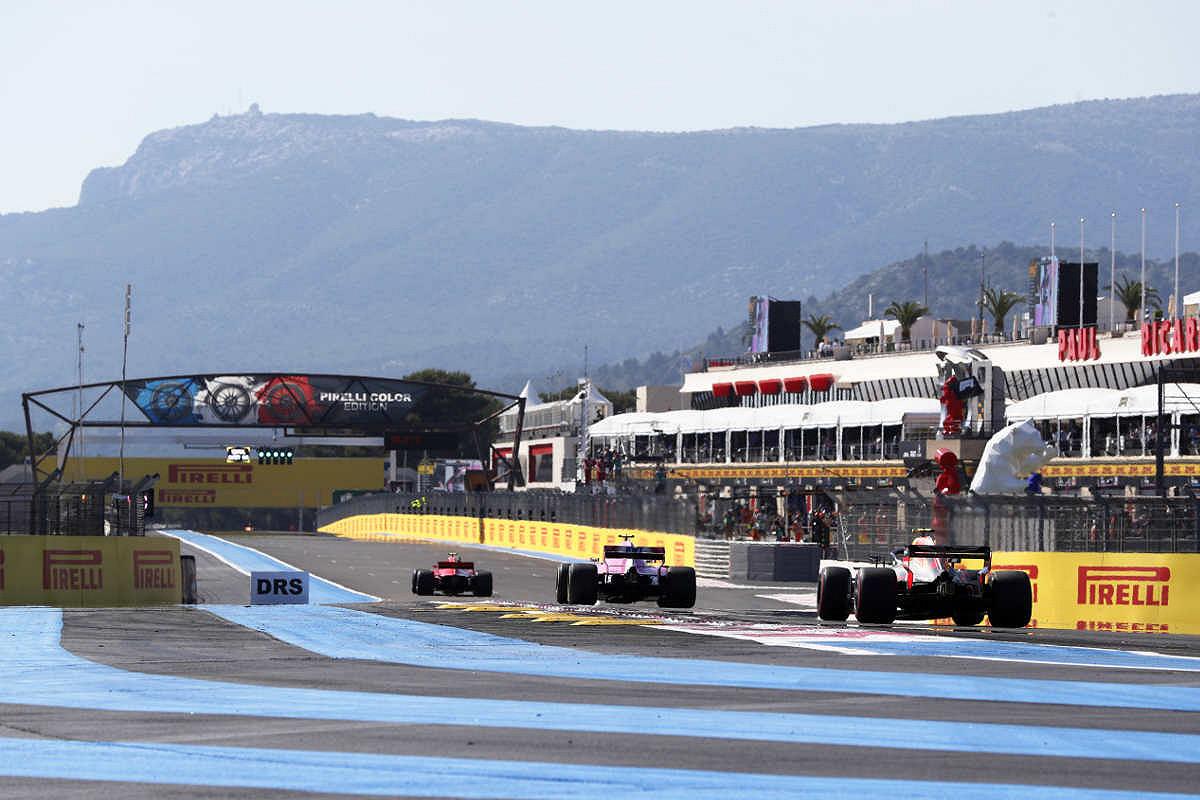 Formel 1 Großer Preis von Frankreich 2019 TICKETS - Stehplätze, Tribünen und VIP-Pakete