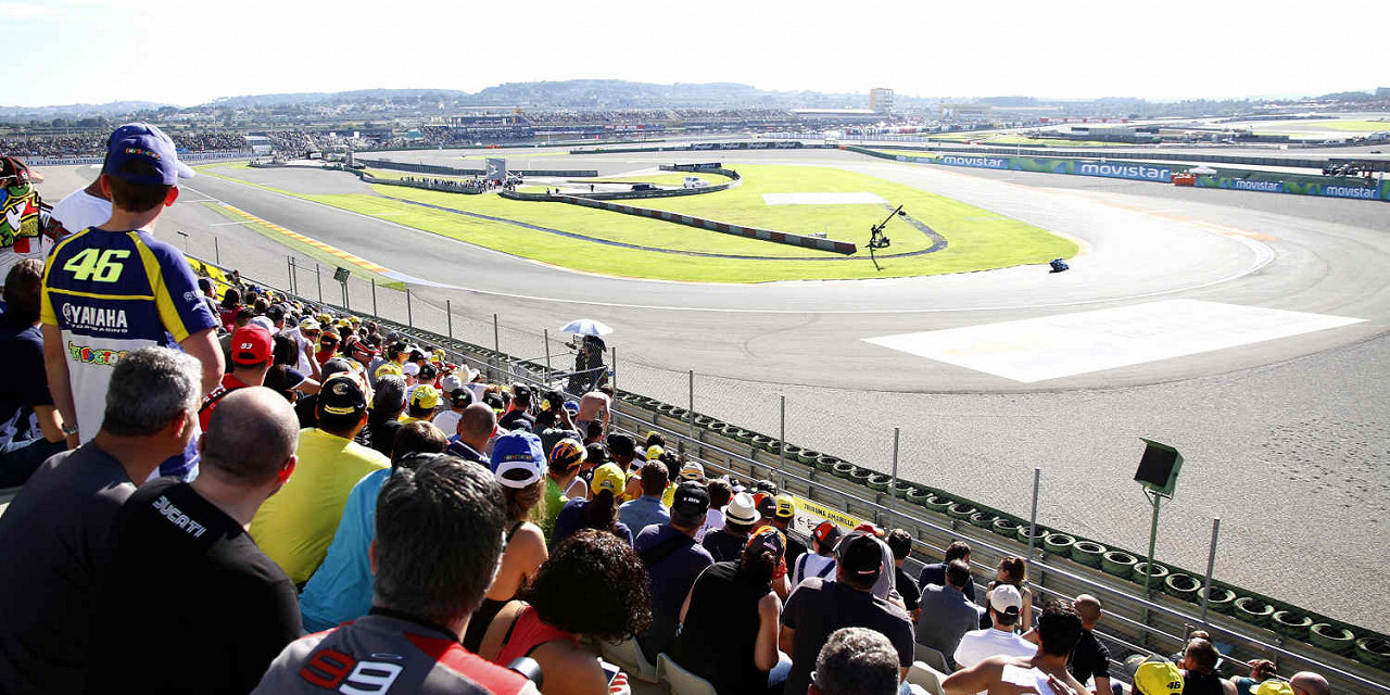Valencia MotoGP 2019 ENTRY TICKETS - General Admission, Grandstand, and Hospitality