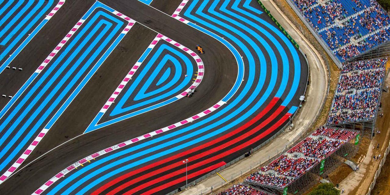Circuit Paul Ricard, het F1-circuit van Frankrijk