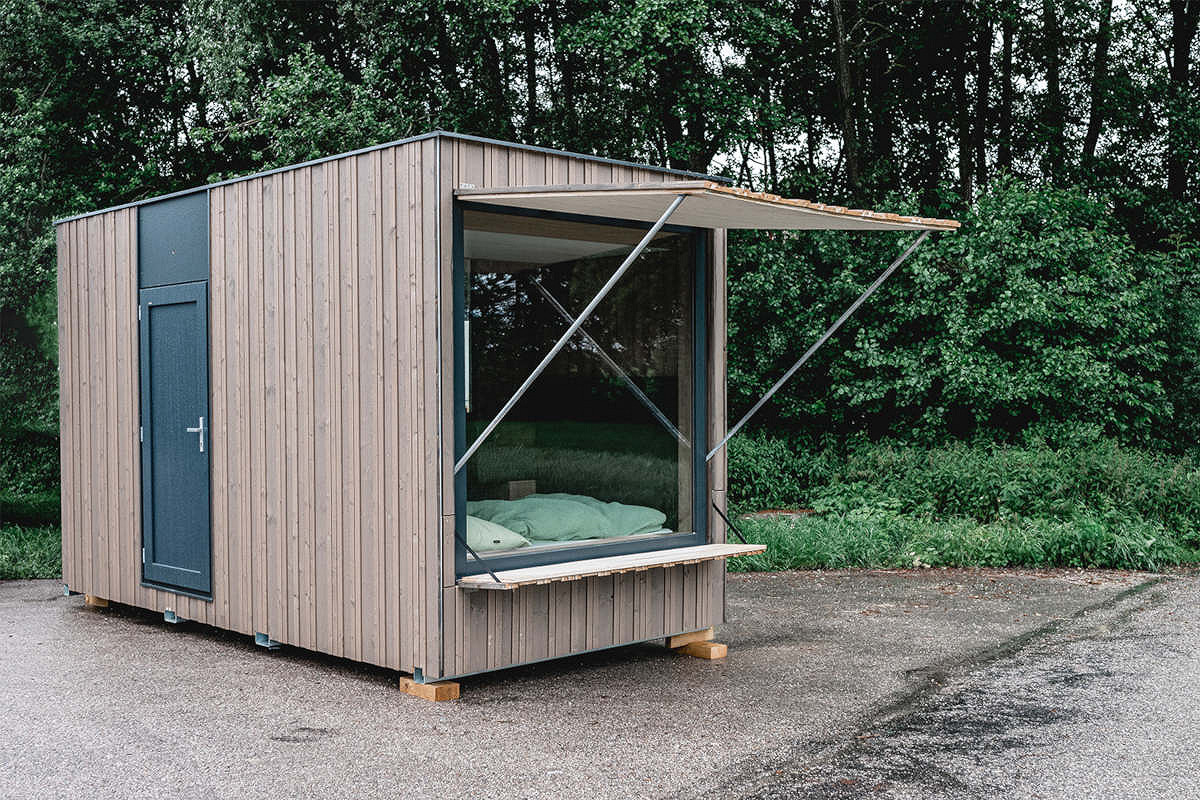 Luxury Tiny-House | 4 personen