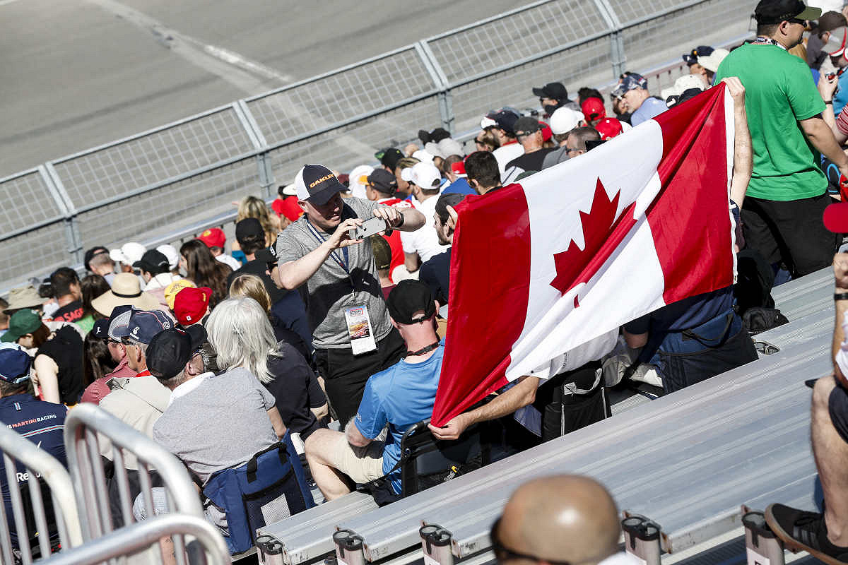 Canadian Formula 1 Grand Prix 2020 ENTRY TICKETS - General Admission, Grandstand, and Hospitality