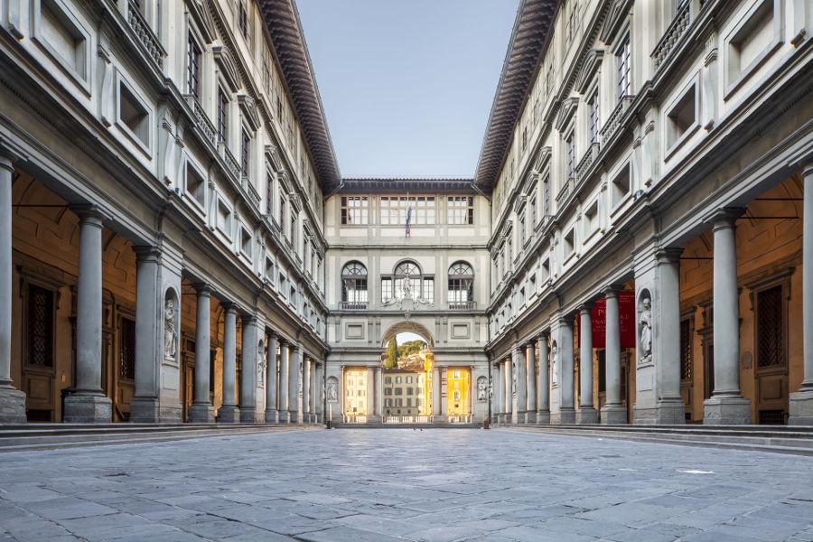 Uffizi Cathedral