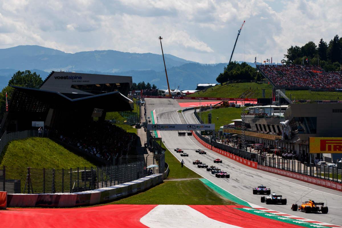 F1 österreich 2021