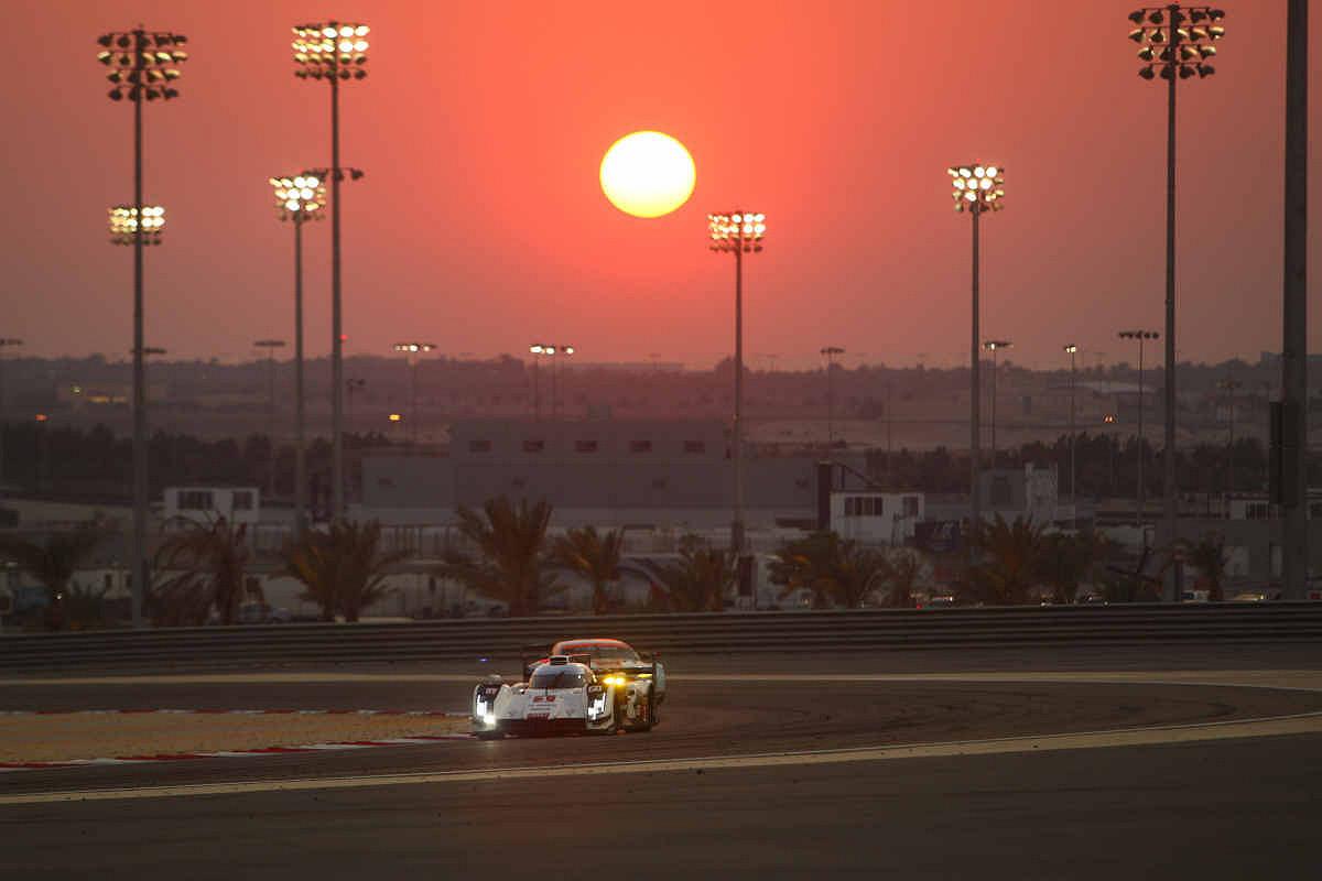 Campionato del Mondo Endurance - 8 Ore del Bahrein 2020 Circuito