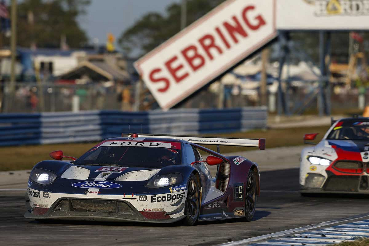WEC 1000 Miles of Sebring 2020 OVERVIEW