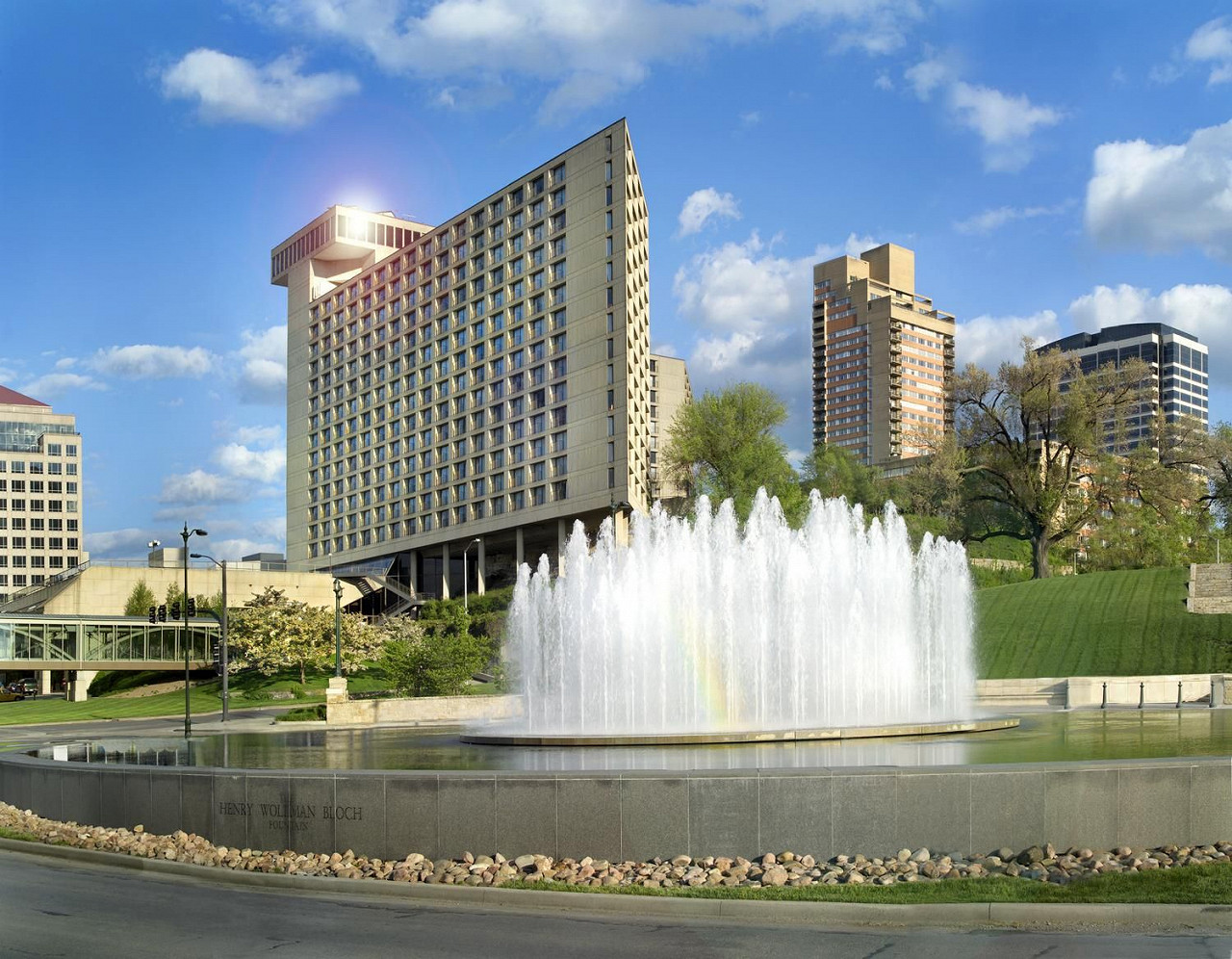 Westin Kansas City at Crown Center - Weekend - Centre Grandstand
