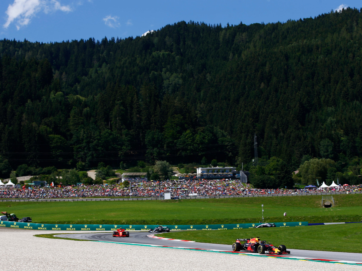 What history tells us about the Austrian GP