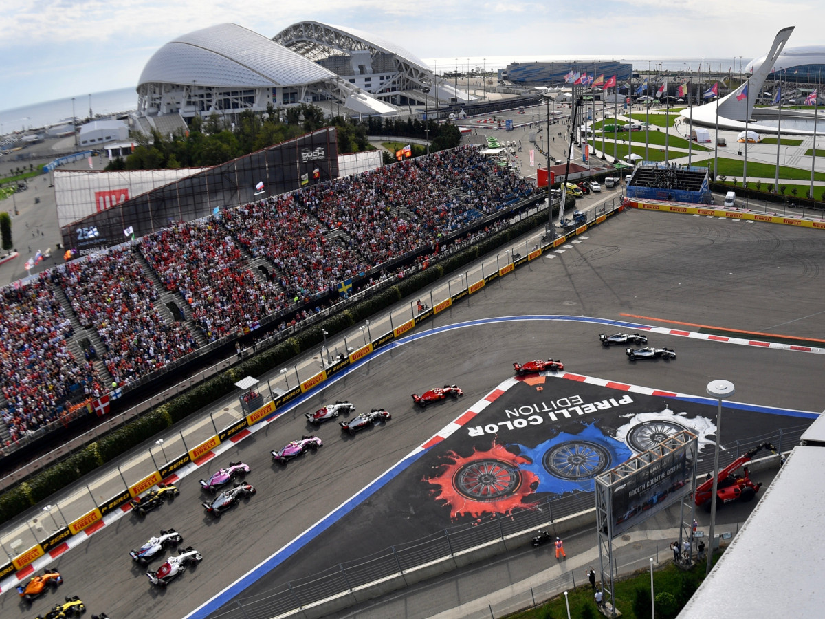 What History tells us about the Russian GP