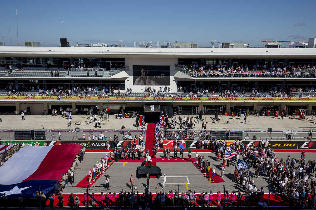 What History tells us about the USA F1 GP