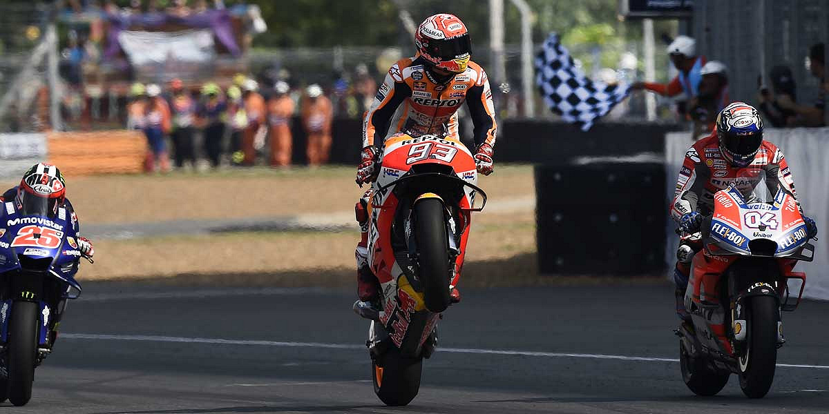 What History Tells Us of Thailand MotoGP