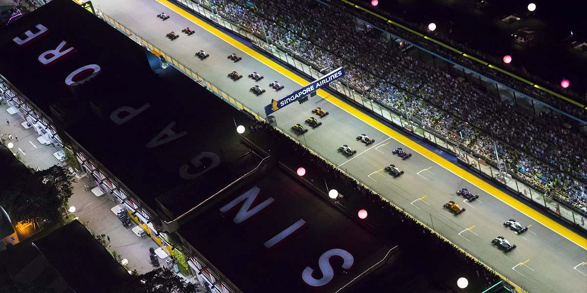 Why You Should Go To The Singapore Grand Prix