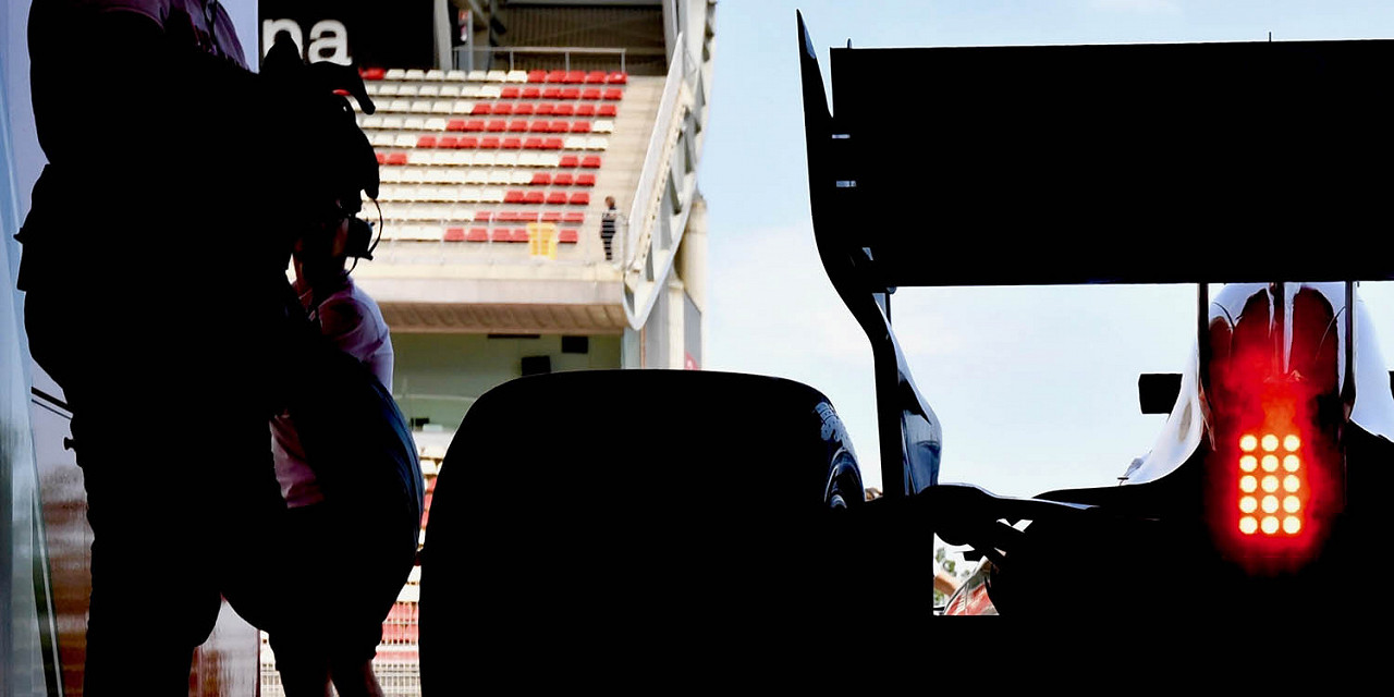 WIN the chance to experience F1 Testing