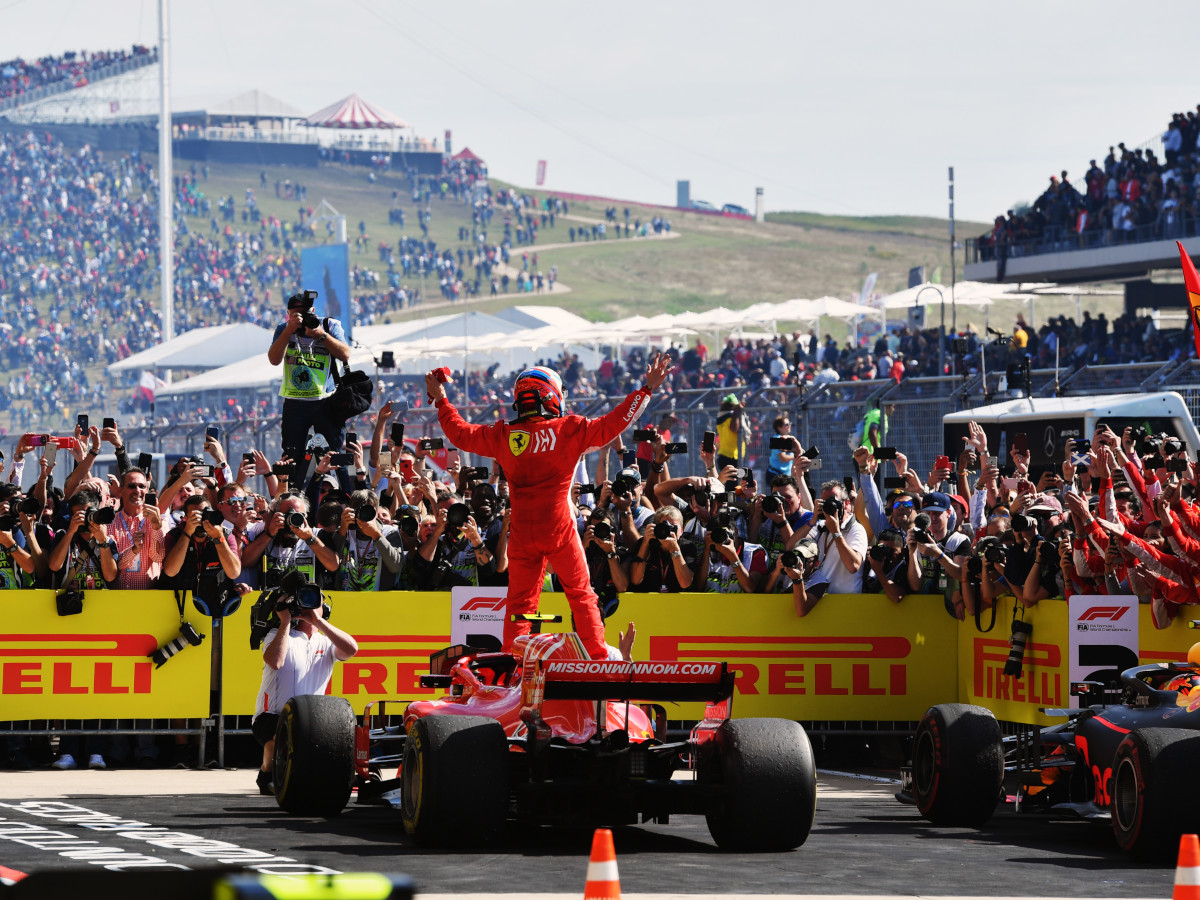 Your Guide to the Circuit of the Americas