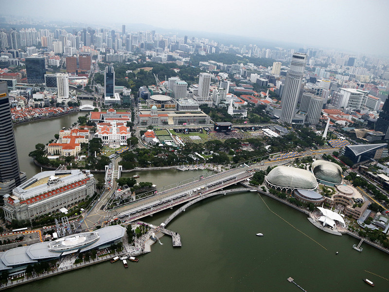Making a Holiday of it – Singapore