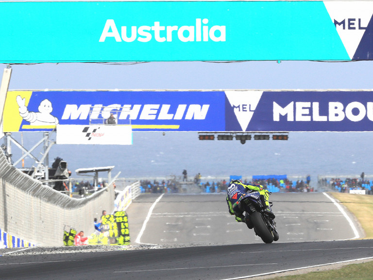 Australian MotoGP History