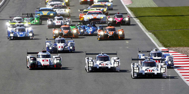 World Endurance Car returns to Silverstone
