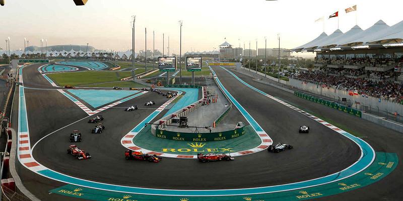 Formel 1 Großer Preis von Abu Dhabi 2019 TICKETS - Stehplätze, Tribünen und VIP-Pakete