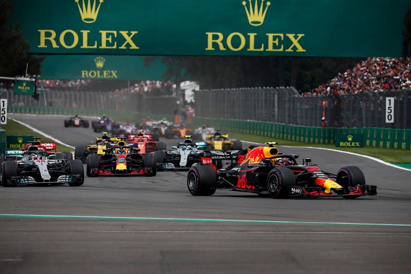 Grand Prix de Formule 1 du Mexique 2019 Billets d'entrée - Enceinte générale, tribunes et hospitalité
