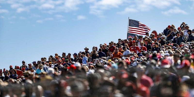 Grand Prix de Formule 1 des États-Unis 2019 Billets d'entrée - Enceinte générale, tribunes et hospitalité