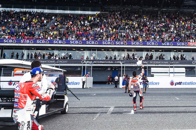 Gran Premio de Tailandia de MotoGP 2019 Entradas para el gran premio - Pelouse, tribunas y VIP