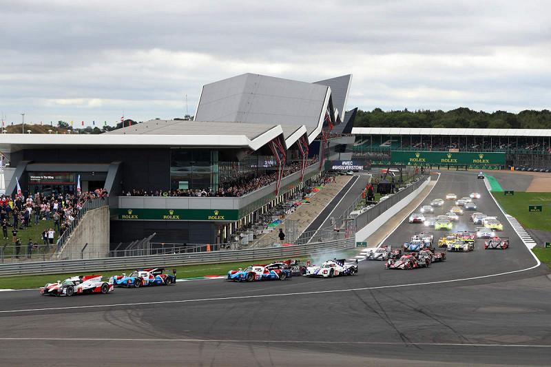 FIA WEC 4 Stunden von Silverstone TICKETS - Stehplätze, Tribünen und VIP-Pakete