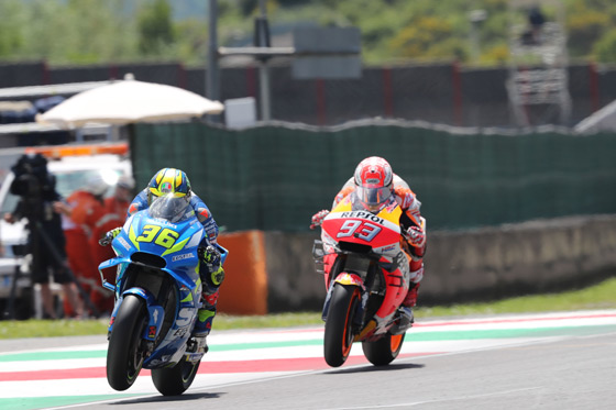 MOTOGP-TICKETS & VIP-OPTIONEN
